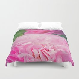 The World Smelled of Roses Duvet Cover