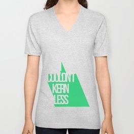 Kern Less Unisex V-Neck