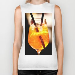 Cheers! Cocktail Drink #decor #society6 Biker Tank