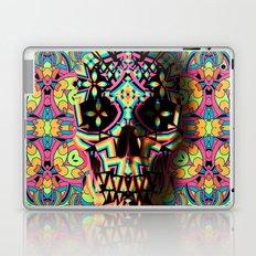 Fancy Skull Laptop & iPad Skin