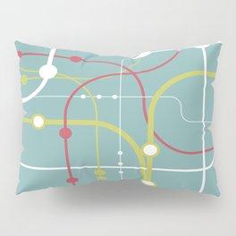 Line By Line - Bubblegum Pop-A Pillow Sham
