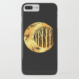 Nature moon iPhone Case