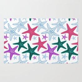 Sea stars #2 Rug