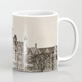 Danvers State Hospital (Danvers Lunatic Hospital), Kirkbride Coffee Mug