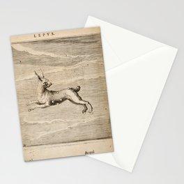 Hugo de Groot's Syntagma Arateorum 1600 - 29 Lepus Stationery Cards
