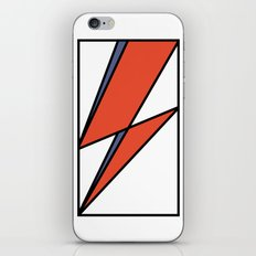Bowie Tribute iPhone Skin