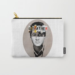 Godfather Mix 2 white Carry-All Pouch