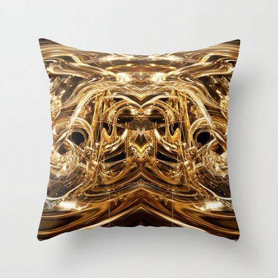 oro duo Throw Pillow