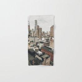 New York City View Hand & Bath Towel