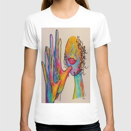 American Sign Language Grandmother T-shirt