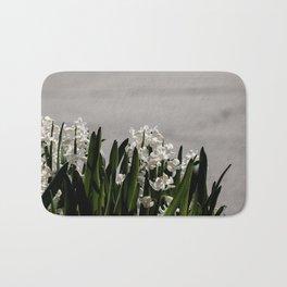 Hyacinth background Bath Mat