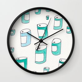 BEERS! Wall Clock