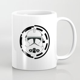 Trooper Helmet SW Episode III Coffee Mug
