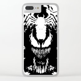 Never wound what you can't kill Clear iPhone Case