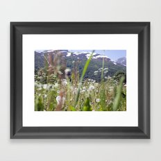 CORA Framed Art Print