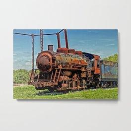 Rusted Glory Metal Print