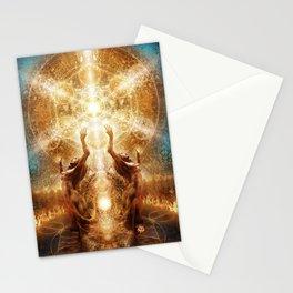 El Nacimiento de la Revolucion Revelacion Stationery Cards