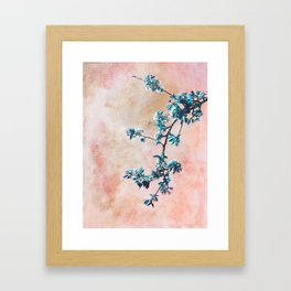 FIRST SPRING Framed Art Print