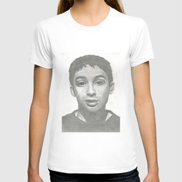 Ad Rock Portrait Drawling T-shirt