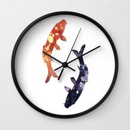 Little patronus - Carp Wall Clock