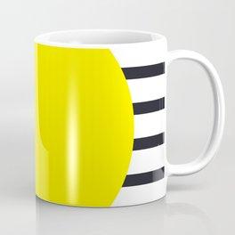 Yellow Power Coffee Mug