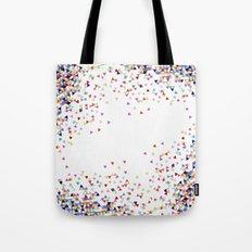 Geometric Corners Tote Bag