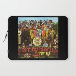 Sgt. Strimbu's Huey Joel Elite Band Laptop Sleeve
