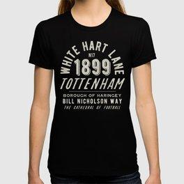The Lane London Football Ground T-shirt
