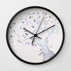 Fantasy tree 2  Wall Clock