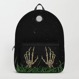Rise from your grave Backpack