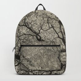 The old oak tree Backpack