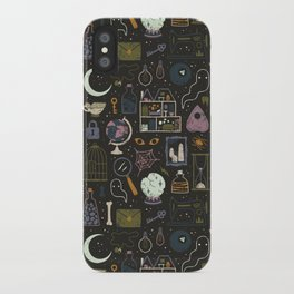 Haunted Attic iPhone Case