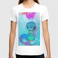 iwatobi T-shirts featuring Siren Haru by neko-productions