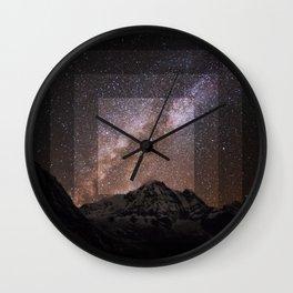 Annapurna Wall Clock