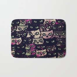 cats 55 Bath Mat