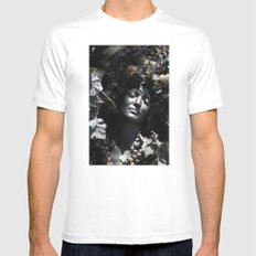 Wood Woman Mens Fitted Tee White MEDIUM