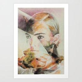 Divers Art Print