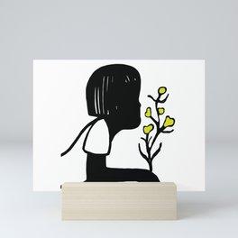 Children´ world Mini Art Print