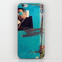 greek iPhone & iPod Skins featuring Greek by Alec Goss