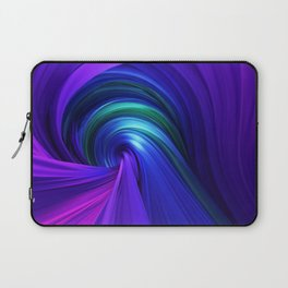 Twisting Forms #6 Laptop Sleeve
