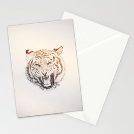 Timmy the Tiger Stationery Cards
