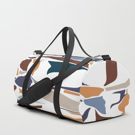 Abstract background 36 Duffle Bag