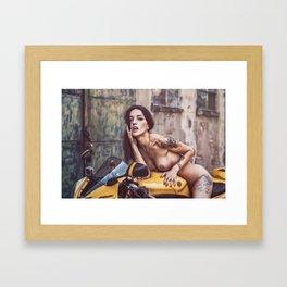 Artemisys Framed Art Print