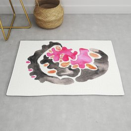 Creative Expression 21 | Abstract Shapes Drawing | Abstract Shapes Art| Watercolor Painting | Rug