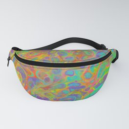 Neon Reaction Fanny Pack
