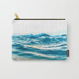 Perfect Blue Sea Carry-All Pouch