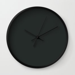 Jet Set Wall Clock