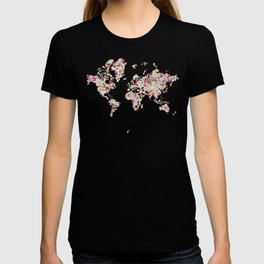 The World is Flowers T-shirt