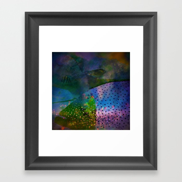 Another Realm Framed Art Print
