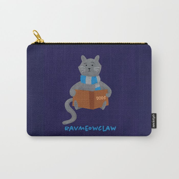 RAVEMEOWCLAW Carry-All Pouch